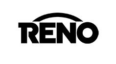 Reno Logo schwarz