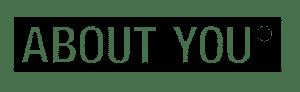 aboutyou logo schwarz